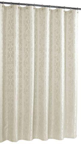 Элитная шторка для ванной Parisian Pearl от Kassatex