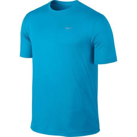 Футболка Nike Challenger SS Top голубая