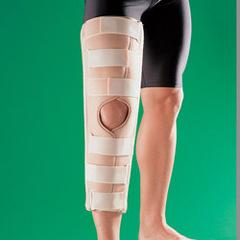 Ортез для иммобилизации коленного сустава (тутор)