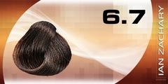 6.7 Темный ореховый блондин