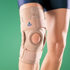 Ортез коленный ортопедический шарнирный