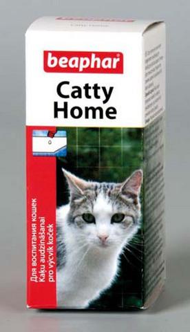 12526 Беафар Play Spray Средство д/кошек для привлечения к предметам 100мл*6*36
