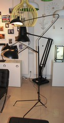 торшер  Serge Mouille floor lamp  3 Arms