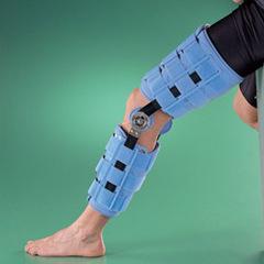 Ортез (брейс) коленный ортопедический