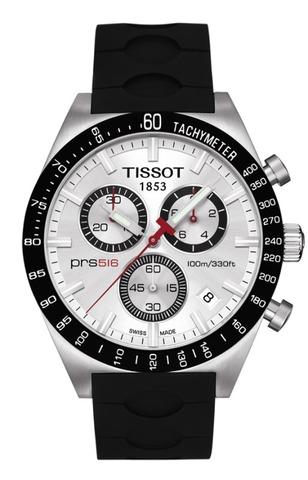 Купить Наручные часы Tissot T044.417.27.031.00 PRS 516 по доступной цене