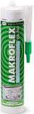 Герметик силиконовый стекольный МАКРОФЛЕКС GA103 300мл