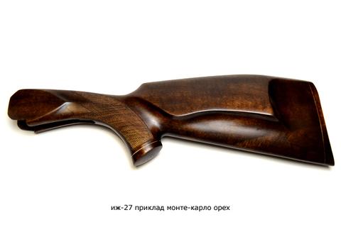 иж-27 приклад монте-карло орех