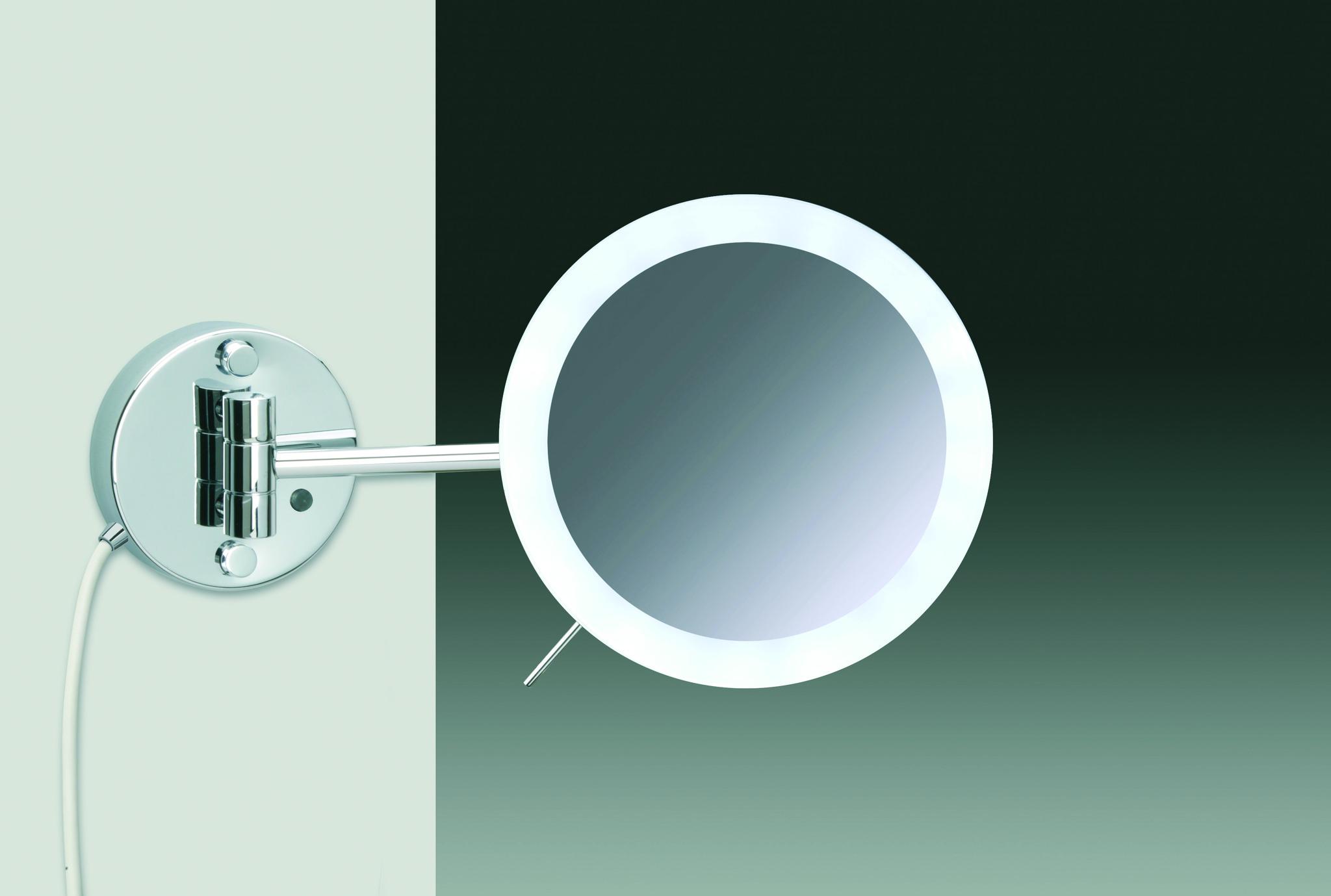 Элитное зеркало косметическое 99850/1CR 5XD от Windisch