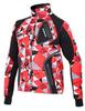 Лыжная разминочная куртка One Way - Carnic red diamond унисекс