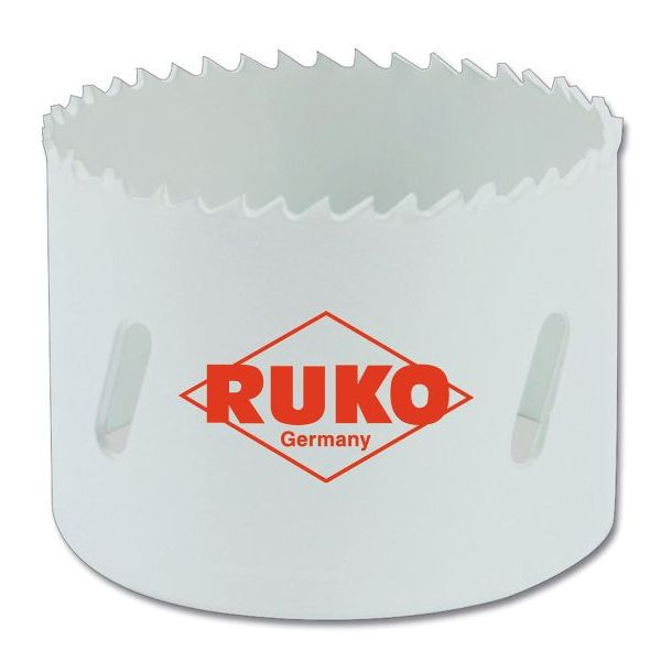 Коронка биметаллическая Ruko 126057 HSS Co 8 диаметр 57 мм 15972