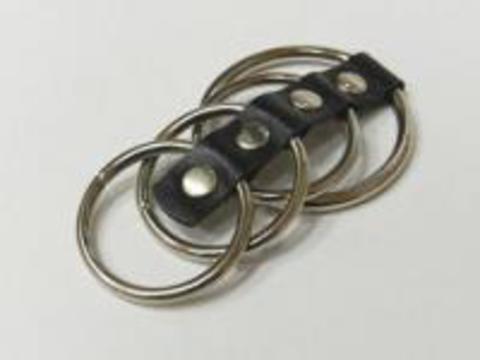 БДСМ украшение Сбруя на фаллос и мошонку (4 кольца)
