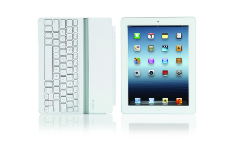 LOGITECH Ultrathin Cover White [85230]