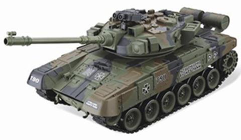 Радиоуправляемый танк HouseHold T-90