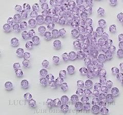 5328 Бусина - биконус Сваровски Violet 3 мм, 10 штук