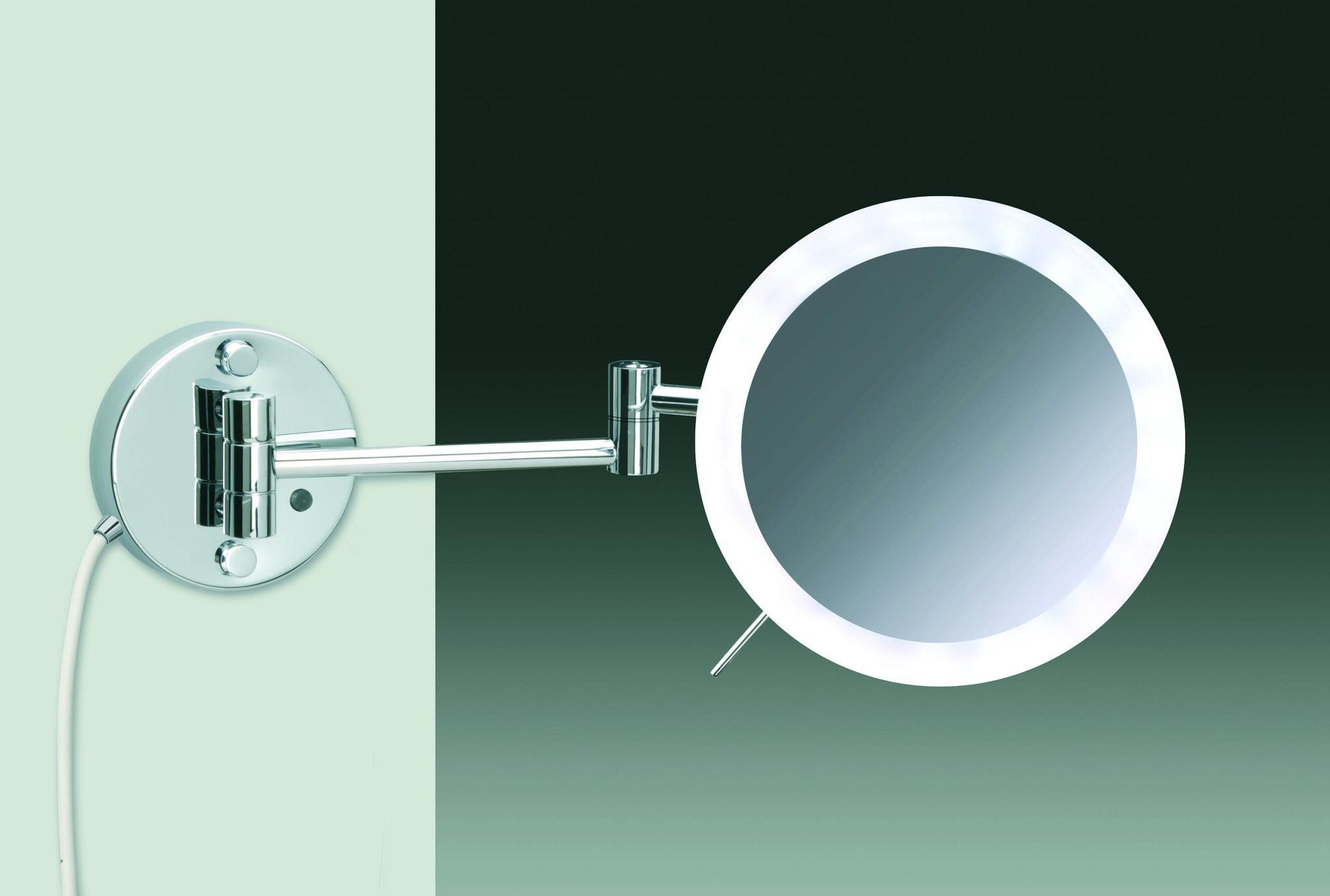Зеркала Зеркало косметическое Windisch 99850/2CR 5XD elitnoe-zerkalo-kosmeticheskoe-998502-ot-windisch-ispaniya.jpg