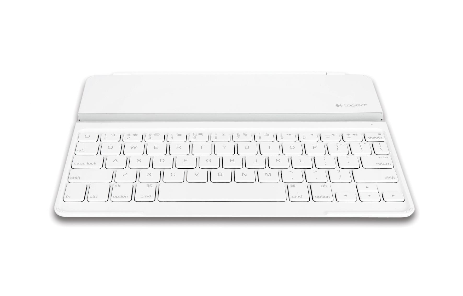 LOGITECH Ultrathin Keyboard Cover White