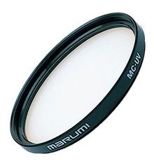 Светофильтр Marumi MC-UV Haze 46mm (Ультрафиолетовый защитный УФ фильтр для объектива с диаметром резьбы 46 мм)