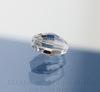 5200 Бусина овальная с огранкой Сваровски Crystal 9х6 мм