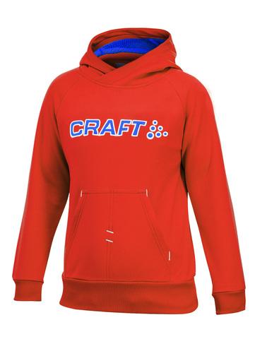 Толстовка Craft Flex Hood детская orange