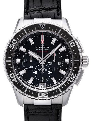 Купить Наручные часы Zenith 03.2060.405/21.C714 El primero по доступной цене