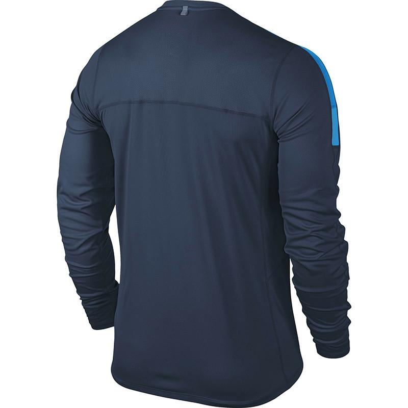 Мужская футболка Nike Racer LS (543233 410) фото