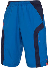 Мужские шорты Asics Performance Mid Length Woven Short (110461 0861) синие