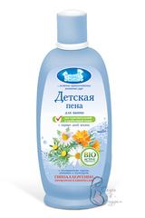 Наша мама. Детская пена для ванной для чувствительной и проблемной кожи 0+, 500 мл