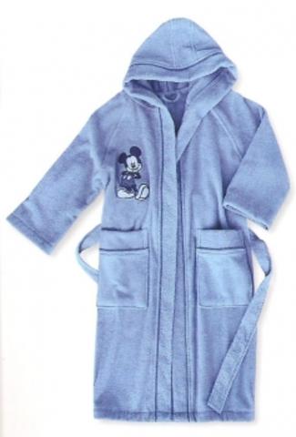 Элитный халат детский махровый Topolino Boy от Caleffi