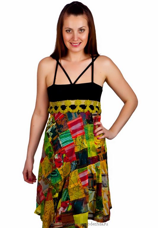 Женское платье Save The Queen (Летняя и пляжная одежда)