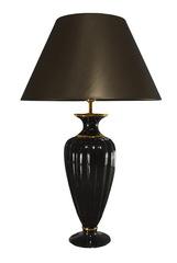 Элитная лампа настольная Classic collection большая коричневая от Sporvil