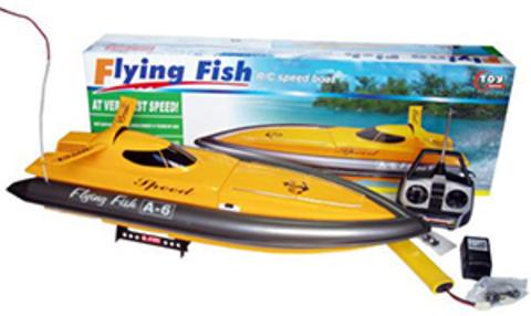 Радиоуправляемый катер Double Horse Flying Fish 7006 (код: 7006)