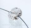 5752 Бусина Клевер Сваровски Crystal 12 мм