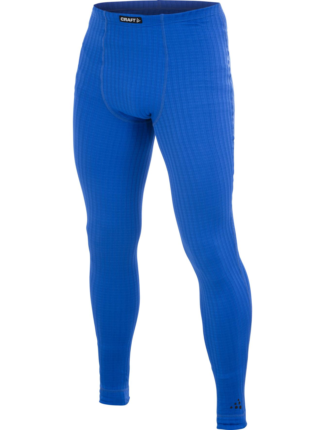 Мужское термобелье рейтузы Craft Active Extreme BLUE (190985-1345)