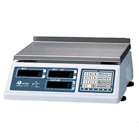 Весы счетные Acom AC-100-20