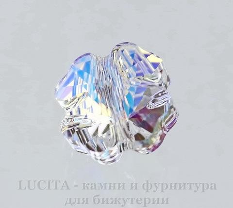 5752 Бусина Клевер Сваровски Crystal AB 12 мм