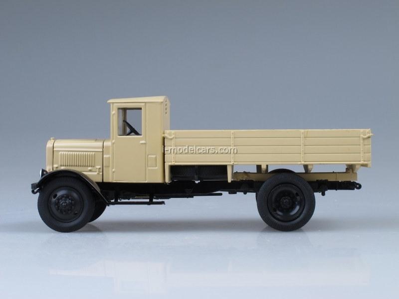 YaG-4 beige 1:43 Nash Avtoprom