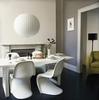 стул panton chair by Verner Panton ( стеклопластик )