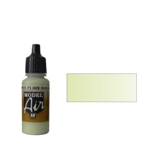 009 Краска Model Air Цвет утиных яиц (Duck's Egg green) укрывистый, 17мл