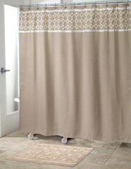 Коврик для ванной 51x81 Avanti Williamsberg Keswick слоновая кость