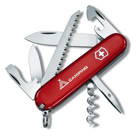 Офицерский нож Camper с гравировкой Victorinox (1.3613.71)