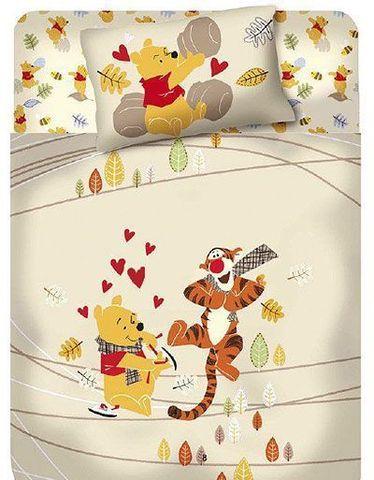 Детское постельное белье Caleffi Pooh Fantasia