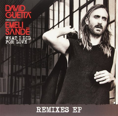 David Guetta feat. Emeli Sande / What I Did For Love (Remixes)(Single)(12