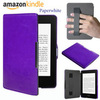 Чехол Hard Case Magnetic Cover with Hand Grip с фиксатором на руку для Amazon Kindle Paperwhite Violet Фиолетовый