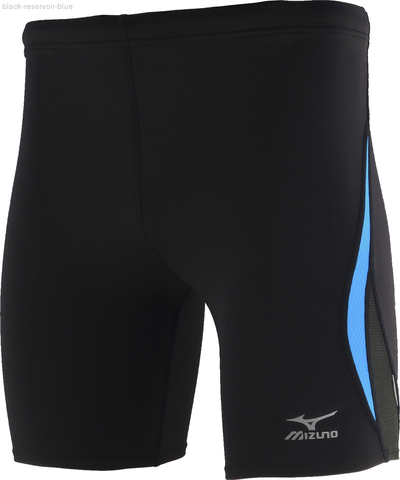 Шорты Mizuno Performance Mid Leg Tight blue