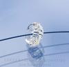 5308 Бусина - рондель Сваровски Crystal 8 мм ()
