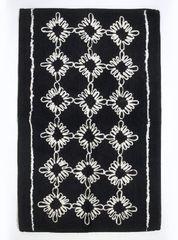 Элитный коврик для ванной Williamsberg Keswick черный от Avanti