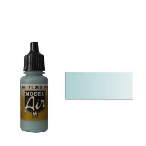 008 Краска Model Air Бледно-голубой (Pale Blue) укрывистый, 17мл