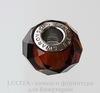 5948 Бусина Сваровски BeCharmed Briolette Mocca 14х9 мм