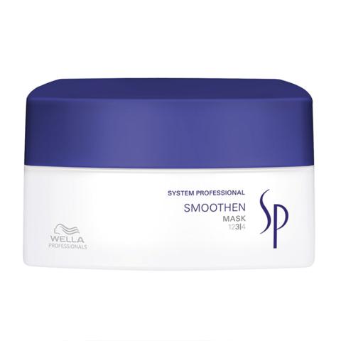 Wella SP Интенсивная смягчающая маска для гладкости и эластичности волос Smoothen mask купить online