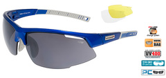 Спортивные очки goggle FALCON blue